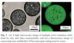 Nano Composite Multihollow Microspheres