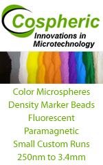 Microsphere store