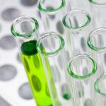 Suspension of Hydrophobic Particles in Aqueous Solution - Density Gradients